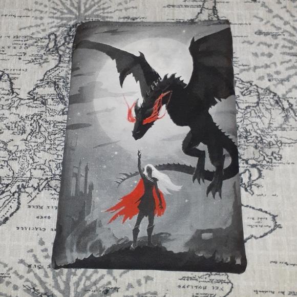 Manon & Abraxos Book Sleeve